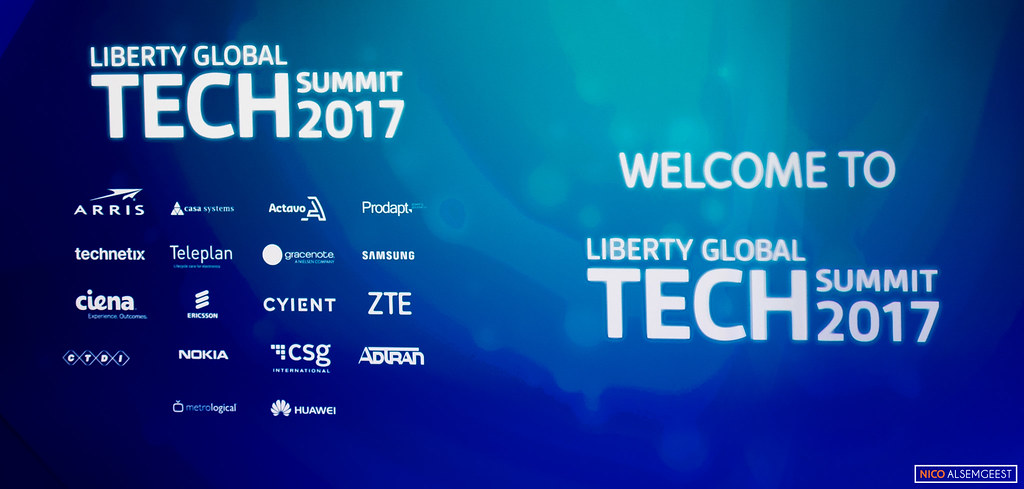 Liberty Global Tech Summit 2017