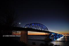 10182017_IMG_5688 (Chris Podosek) Tags: niagara river peace bridge buffalo wny wnyimages sunset timelapse