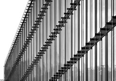 pattern (fhenkemeyer) Tags: building modern rotterdam bw architecture pattern
