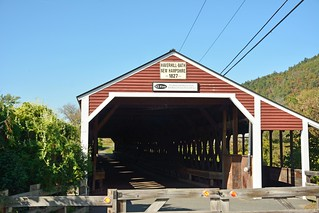 Bath-Haverhill Covered Bridge, NH