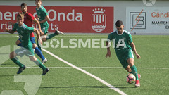 CD L'Alcora 0-2 UD Bétera (22/10/2017), Jorge Sastriques
