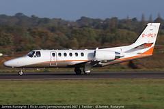 G-IPLY | Cessna 550 Citation Bravo | Xclusive Jets (james.ronayne) Tags: giply cessna 550 citation bravo xclusive jets