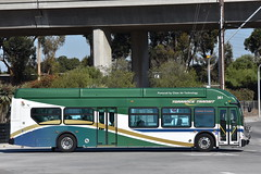 Torrance Transit (theTransitjournal) Tags: torrancetransit new flyer xcelsior xn40 cng transit bus torrance