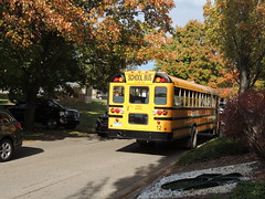 Otsego Public Schools (Nedlit983) Tags: school bus ic ce