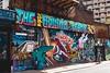The rolling people (surfingstarfish) Tags: street wall wallart streetart london urban art graffito graffiti