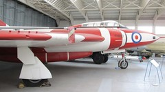 """Gloster Javelin FAW9 24 • <a style=""""font-size:0.8em;"""" href=""""http://www.flickr.com/photos/81723459@N04/37208558214/"""" target=""""_blank"""">View on Flickr</a>"""