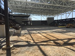 PCC Construction - Summer 2017 - Accipiter Arena