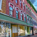 Malone  New York  ~ Former F. W. Woolworth Store ~ Historic District thumbnail