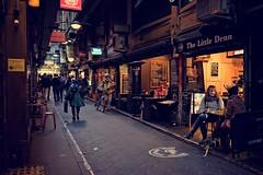 Centre Place cafes (JossieK) Tags: melbourne alley lane cafes food restaurants centreplace street