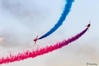 RAF, Red Arrows Air Show
