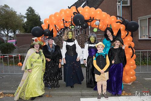ballonboog 6m Halloween Heksenveen Spijkenisse