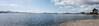 Puerto De Polenca Beach, Panorama (Nicolai, Denmark) Tags: farsfødselsdag 60år 2017 spain 1020 mallorca puertodepollenca water samsung panorama beach september s7 pollença illesbalears es