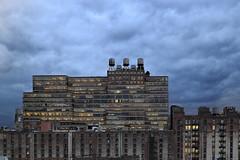 The Tall Neighbor (95wombat) Tags: landmark chelsea manhattan nyc dusk architecture