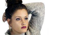 Make Over Portrait People (c.m.sturgeon) Tags: 500px portrait studio woman female model canon brunette young edited fashion remake