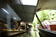 _DSC3964 (SK2 416) Tags: thailand floatingmarket travel 旅遊 水上市場 泰國 boat speed
