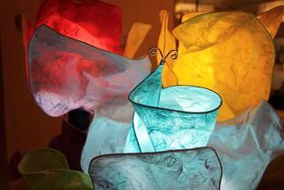 lampada di colore - color lamp