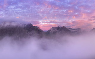 The Land of Mists