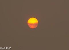 Todays Weird sun (safc1965) Tags: sunset sun planets solar system