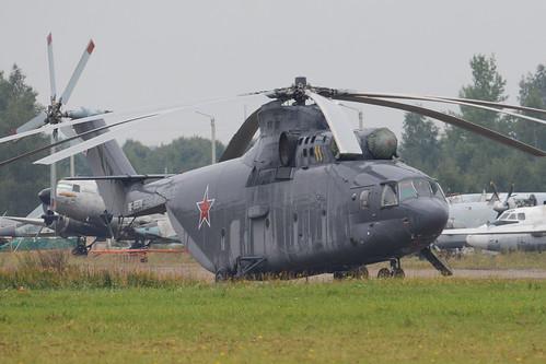 Mil Mi-26 'RF-95570 / 11 yellow'