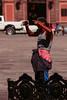 Un señor entrenando y mentando madres al gobernador (SeñorNT) Tags: men unknow people morning sun box training street streetphoto mexico sanluispotosi