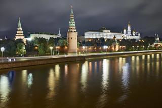 The Kremlin - Moscow, Russia