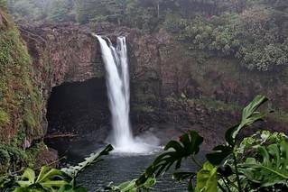 Waianeunue Falls