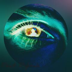 InShot_20170507_133450 (peat-rybnik) Tags: heterochromia black triangle eye eyes ice rare blue green diamond pyramid sun art music electro electronica close anomaly