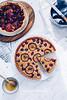 79.6 (apfff) Tags: prettybaked prettybakedpl frangipane tart cake pie cherry plum fruit summer foodstyling foodie foodporn bright light white