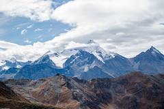 Majestic mountain II (Vagabundina) Tags: alps granparadiso aosta italy europe mountains scenery ladnscape nature nikon nikond5300 dsrl