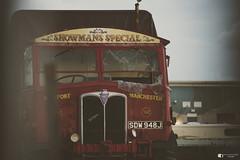 Fairyground ride truck (technodean2000) Tags: fairyland ride truck barry nikon d810 lightroom uk fairground showmans special newport manchester 112