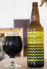 Nokomis Imperial Stout (Cody La Bière) Tags: nokomisbrewing nokomisimperialstout imperialstout nokomis saskatchewan brewery