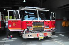 Trenton Fire Department Engine 10 (Triborough) Tags: nj newjersey mercercounty trenton tfd trentonfiredepartment firetruck fireengine engine engine10 kme