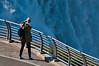 Water Wall (Paul Krueger...) Tags: niagarafalls niagara niagarafallsstatepark americanfalls waterfall mist photographer railing observationtower