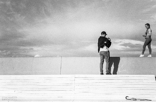 Canon Prima AS-1 - Fomapan Creative 200 - D76 - Sopot 2016  (wyw.30.09.16)