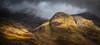 Through Steall (Scott Robertson (Roksoff)) Tags: benneinbeag benneinmor bennevis glennevis steallgorge steallfalls theringofsteall mountians winter snow capped atmosphere light landscape mountainscape scotland scottishhighlands angearanach ambodach sgurramhaim stobban polldubh mamores nikond800 70200f28 leefilters