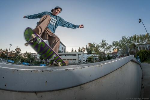 Rodrigo Moreno - Fs Nose Grind