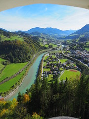 PA114061 (RiverboyChen) Tags: 國外旅遊 歐洲 奧地利 維爾芬 鷹堡 hohenwerfencastle