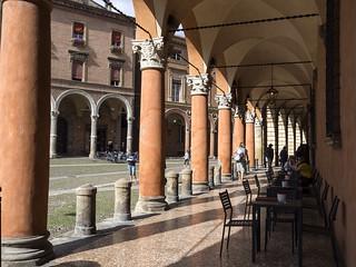 Bologna - Portico di Piazza S.Stefano