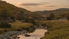 Reflejo. (Amparo Hervella) Tags: parquenaturalhayedodetejeranegra guadalajara españa spain río nube reflejo naturaleza atardecer largaexposición d7000 nikon nikond7000 comunidadespañola