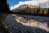 20171013-0Y2A4743 (Mr. Gee) Tags: camera castlemountain bowriver banff banffnationalpark snow water clouds