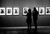 Considering (Dan Guimberteau) Tags: paris exposition ehibition art black white monochrome noir et blanc photography american france visiteor