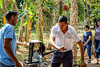 Sugarcane Juicing (Alison Claire~) Tags: cuba matanzas outdoor outdoors people person cuban sugarcane sugar cane juice juicing tree trees tourism farm zoo bar tourist canon canoneos canoneos600d eos eos600d 600d rebel rebelt3i rebelt31 alison claire lonsdale