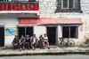 Odd One Out (Chas Pope 朴才思) Tags: 2017 china danba kham serk sichuan cycling iphone dajinriver 巴底乡 badixiang
