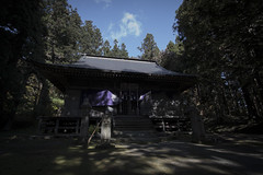 0343 (Shota Fukuda) Tags: 日本 japan 岩手県 遠野 神社 shintoshrine 早池峰神社