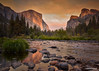 Yosemite-Fall 2017-28 (LermanPhoto) Tags: cambowrs1200 elcapitan gatesofthevalley phaseiq280 rodenstock32hr valleyview yosemite reflection sunset