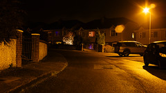 Road time (Diego Leon y Bethencourt) Tags: night pallas 28mm cork midleton canon eos 450d