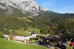 PA114795 (RiverboyChen) Tags: 國外旅遊 歐洲 奧地利 維爾芬 鷹堡 hohenwerfencastle