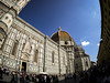 Cathedral of Santa Maria Del Fiore, Florence (Explored 28/10/2017) (All I want for Christmas is a Leica) Tags: fisheye duomo florence firenza italy santamariadelfiore architecture buildings