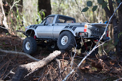 _MG_4130 (KJHillbery) Tags: rc4wd trail finder 2 toyota mohave surf scaler crawler pitbull tires sr5 4x4 rc
