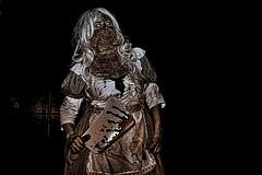 Halloween 2017 (Kurt Gritzan) Tags: gelsenkirchen nordrheinwestfalen nrw halloween geister zombie germany deutschland nikon nikond7100 d7100 kurt65 kurtgritzan gespenster party spas halloweengelsenkirchen portrait zombi tod blut halloweenhaus gruselspas gruselspasingelsenkirchen angst schrecken zombies horrow blood halloweeningelsenkirchen erschrecker menschen spass kostüme schminke verkleiden tv skull makeup dead scary art girl skullpainting dayofthedead schminken gespensterschminken girls sepia halloween2017 horror scare fright dread anxiété panic terreur gelsenkirchen2017 kultur duisburg zombiewalk